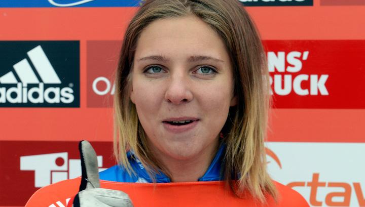 Этап Кубка мира по скелетону покорился россиянке Никитиной