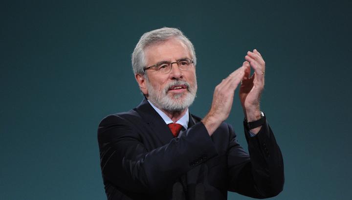 Бессменный лидер ирландских националистов уходит в отставку