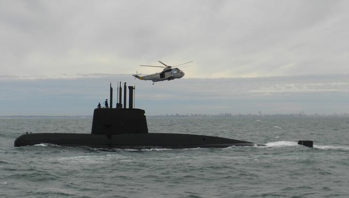Шум, зафиксированный ВМС Аргентины, не связан с пропавшей субмариной