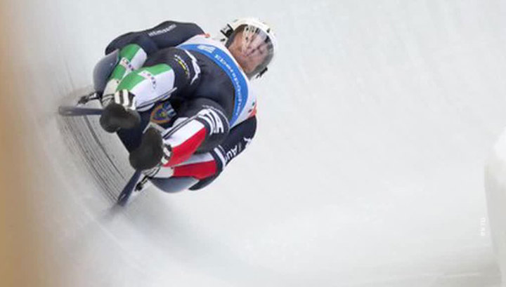 Сани. Россиянин Павличенко финишировал вторым на этапе Кубка мира