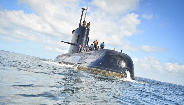 Некачественный ремонт мог стать причиной исчезновения аргентинской субмарины