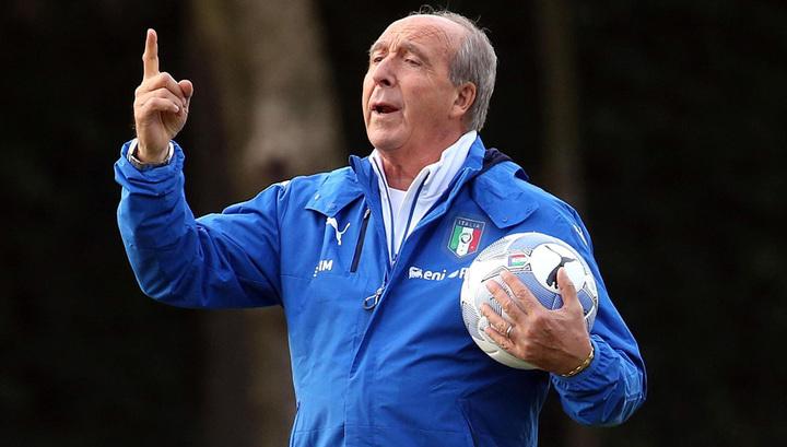 Экс-тренер сборной Италии Вентура конфликтовал с ведущими игроками