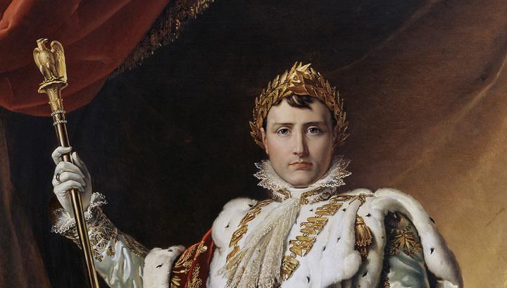 Золотой лист из короны Наполеона ушел с молотка за 625 тысяч евро
