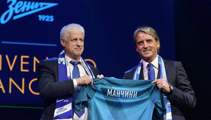 Сергей Фурсенко: Манчини не собирается уходить из