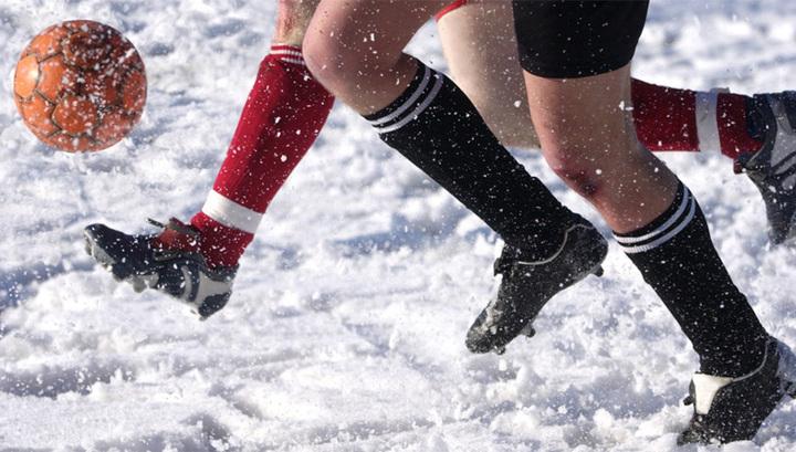 Профсоюз футболистов возражает против матчей на морозе