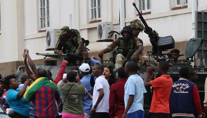 Бросить дела и приехать в Хараре: ветераны призвали к массовым акциям против Мугабе