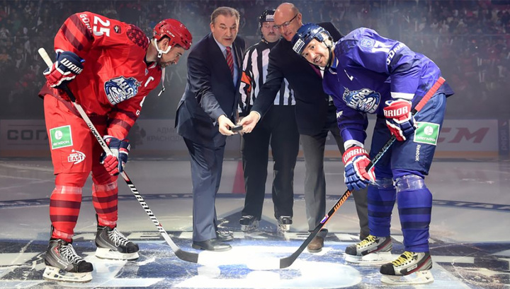 Фанаты хоккея определят первых участников Матча Звезд КХЛ
