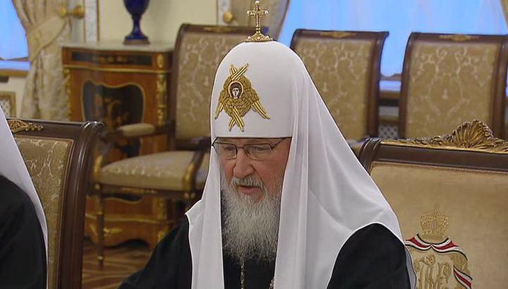 Архиепископ Кентерберийский и Патриарх Московский и всея Руси обратились к мировому сообществу