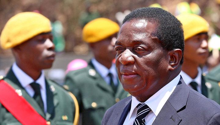 Мнангагва пообещал построить в Зимбабве новую открытую демократию