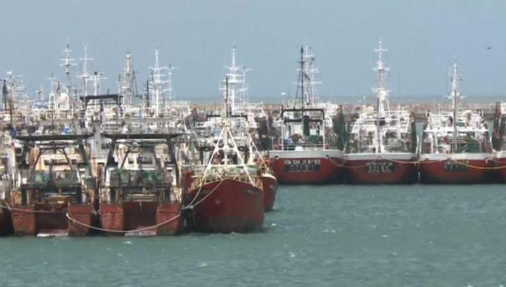 ВМС Аргентины: в день исчезновения подлодки зафиксировали гидроакустическую аномалию