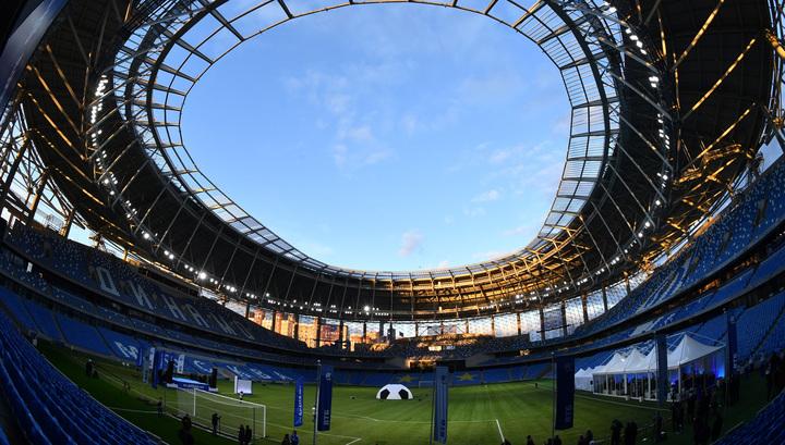 Стадион «Динамо» претендует на финал женской Лиги чемпионов