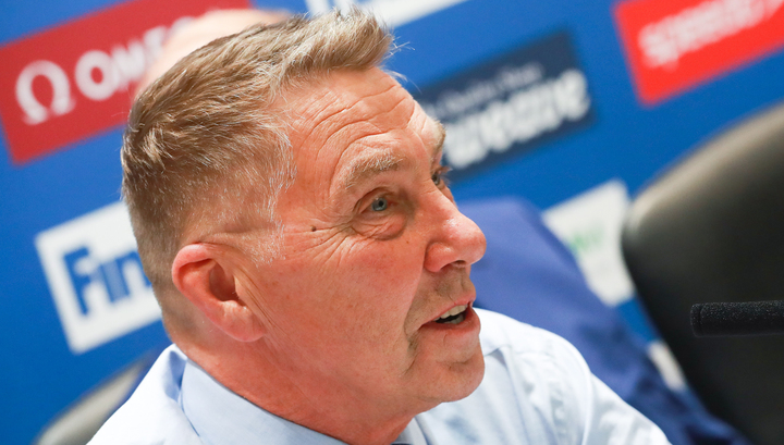 Колмогоров ушел в отставку с поста главного тренера сборной России по плаванию