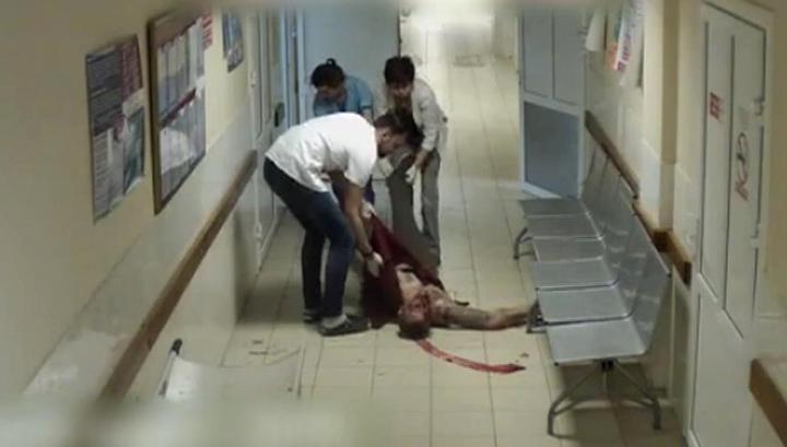 Узнав о смерти пациента в крови на полу больницы, СК завел дело на врачей