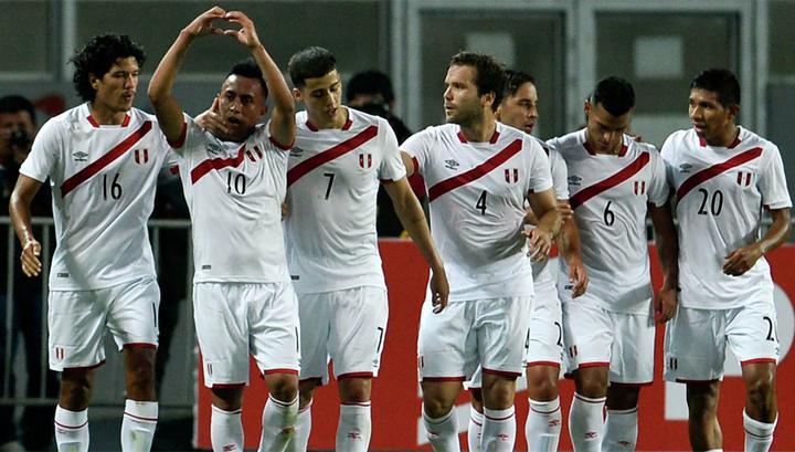 Сборная Перу может лишиться участия в чемпионате мира-2018