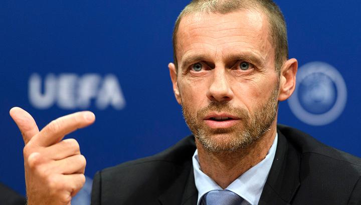 Глава УЕФА высказался против видеоповторов на чемпионате мира-2018