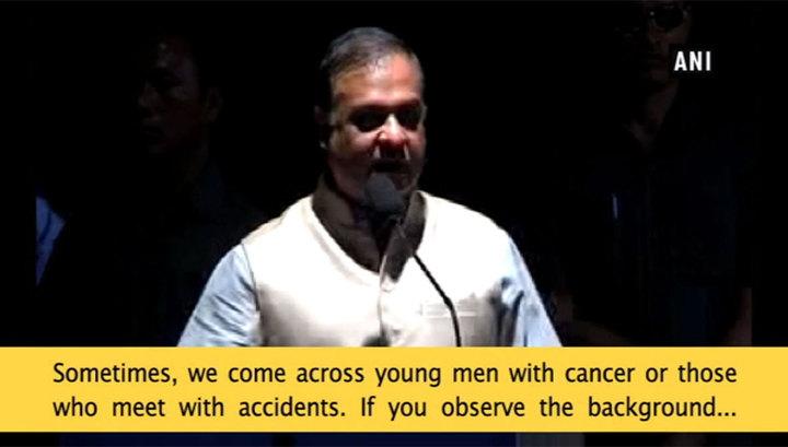 Скандал в Индии: министр назвал рак