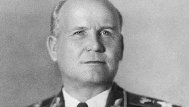 В Праге осквернили памятник советскому маршалу Коневу