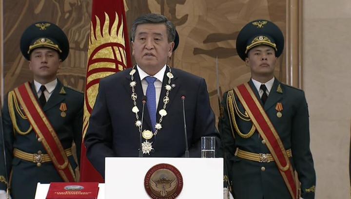 Президент Киргизии списал долг перед Россией