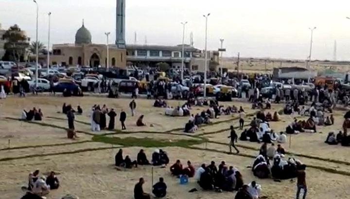 Теракт в мечети на Синае стал самым крупным в истории Египта