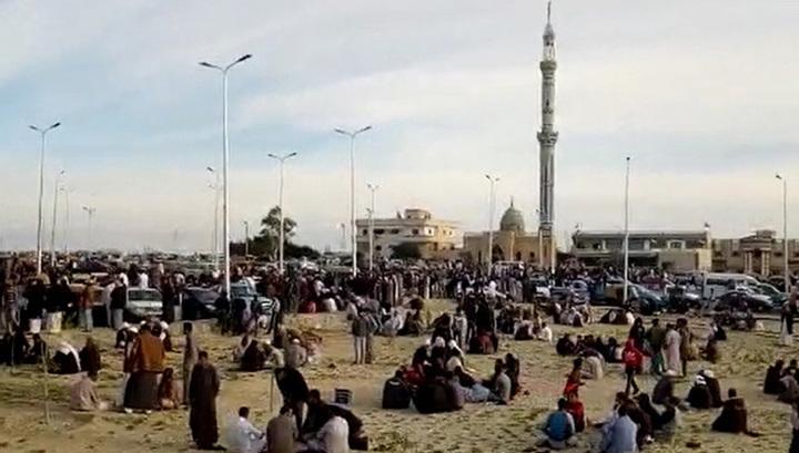 Теракт в мечети: число жертв возросло до 305