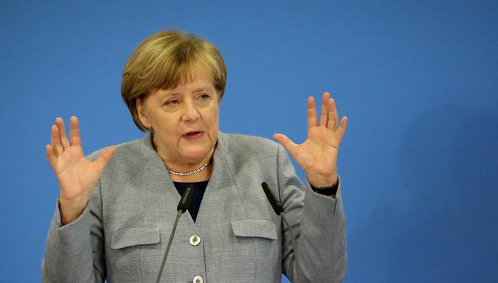 В Киеве заявили, что Меркель озвучила сроки вступления Украины в ЕС