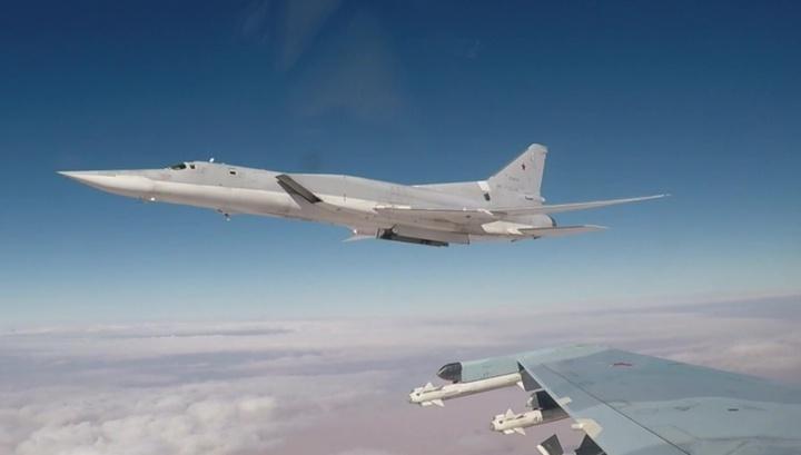 Российская дальняя авиация вновь ударила по игиловцам