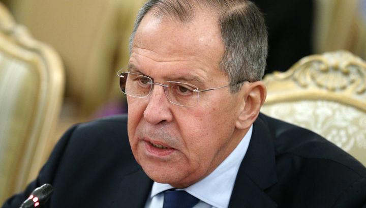 Лавров: Макрон созрел для выстраивания отношений с Россией