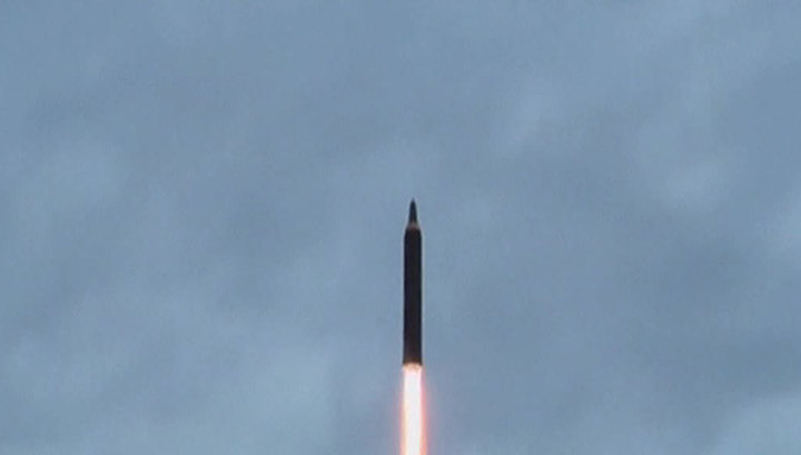 Запуск северокорейской ракеты: подробности