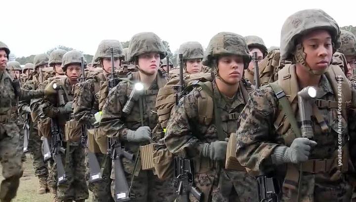 Секс скандал в армии сша