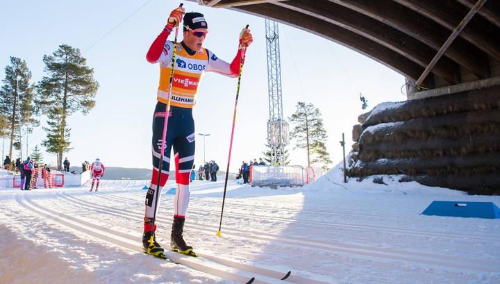Норвежцы Клебо и Фалла выиграли Кубок мира в лыжном спринте