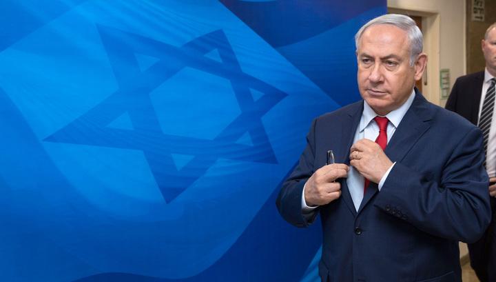 Нетаньяху сообщил Путину, что Израиль будет выступать против присутствия Ирана в Сирии