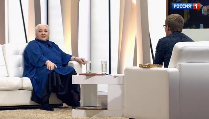 Екатерина Градова рассказала, чего хотел Андрей Миронов и кто спас их дочь Марию