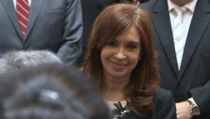 Экс-президента Аргентины обвиняют в государственной измене