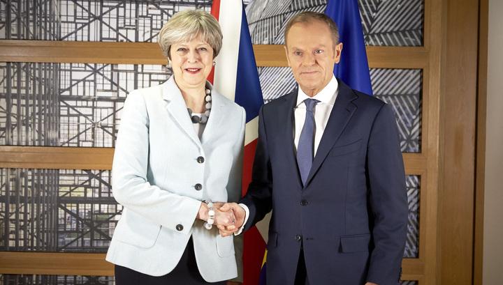 Евросоюз и Великобритания. Туск рассказал о переговорах по Brexit