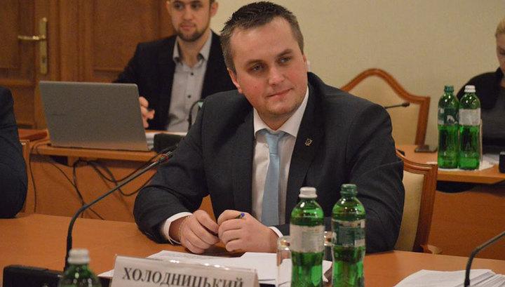 СБУ изъяла паспортРФ уэкс-министра здравоохранения Крыма
