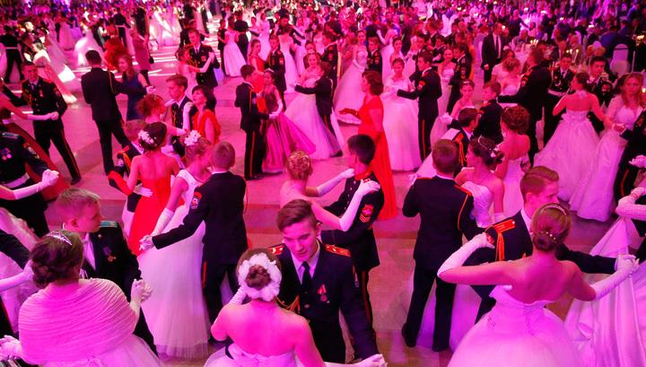 В Москве пройдет II Международный Кремлевский кадетский бал