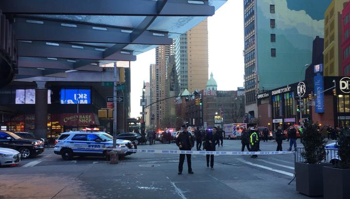 СМИ: Подозреваемый в организации взрыва на Манхэттене погиб
