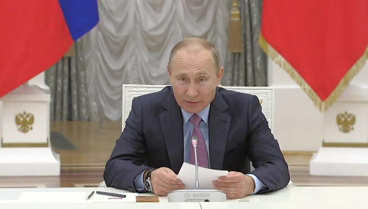 Путин назвал стабильность конституционных норм составляющей успеха страны