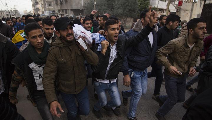 ХАМАС объявил о начале третьей интифады против Израиля