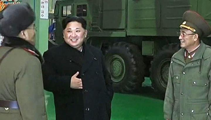 Лидер КНДР проигнорировал пацифистские намерения Белого дома