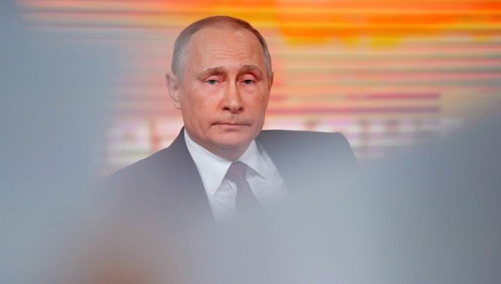 Путин: надеемся на конструктивные отношения с МОК и WADA