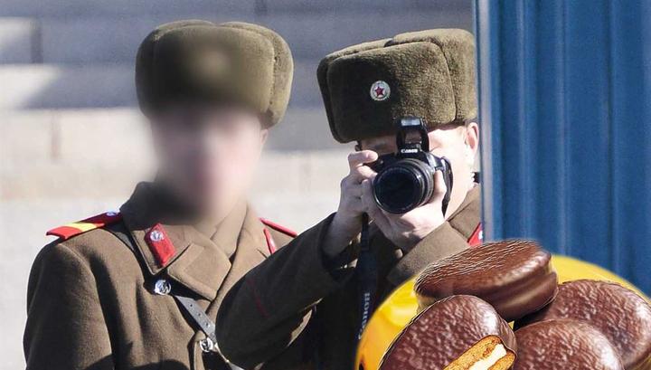 Cбежавшему из КНДР в Южную Корею солдату пообещали пожизненный запас сладостей