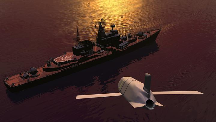 Американцы испытали скандально известную ракету