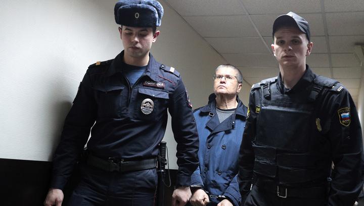К врагам Сечина закон беспощаден Улюкаев получил восемь лет