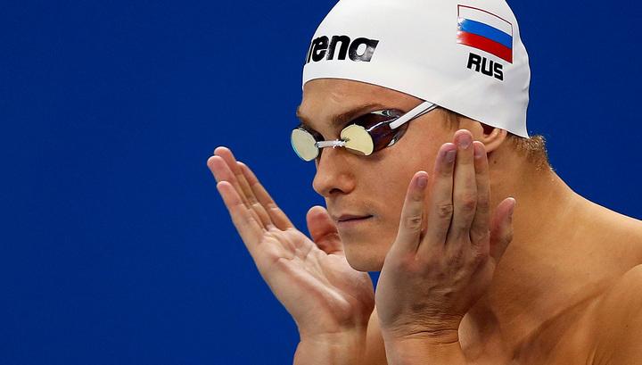 Морозов завоевал серебро на этапе Кубка мира по плаванию
