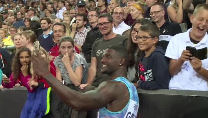Самый быстрый контрабандист: спринтера Гэтлина обвиняют в торговле допингом