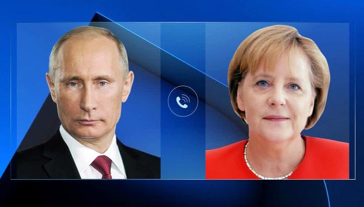 Порошенко и Меркель выразили соболезнования семьям погибших в Керчи