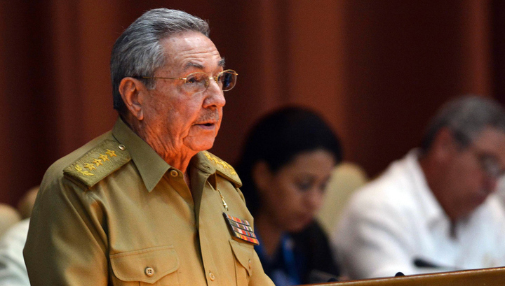 Рауль Кастро перенес операцию