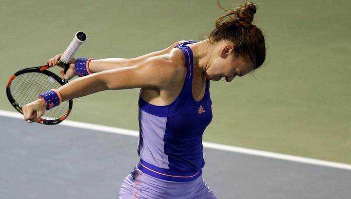 Румынка Симона Халеп выиграла Rollan Garros
