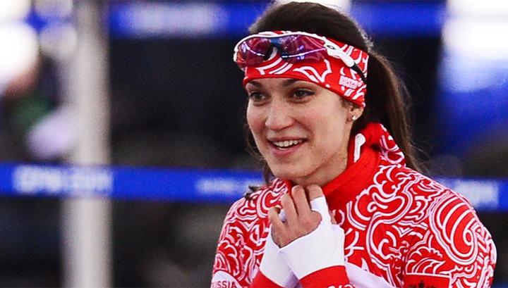 Коньки. Екатерина Шихова стала чемпионкой в беге на 1 500 метров